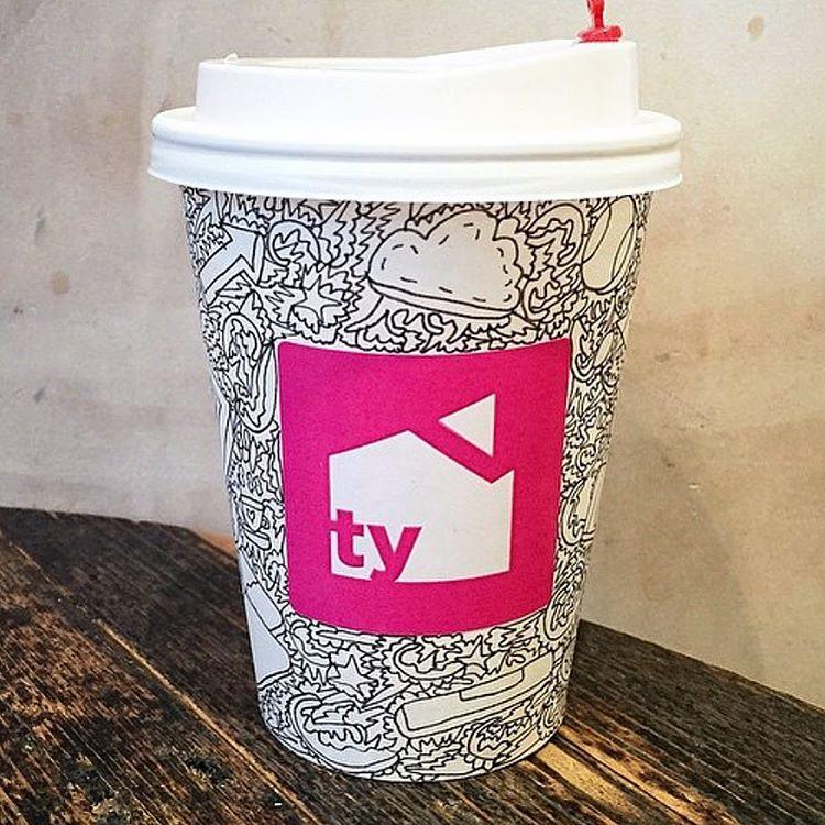 Custom Logo Paper Coffee Cup