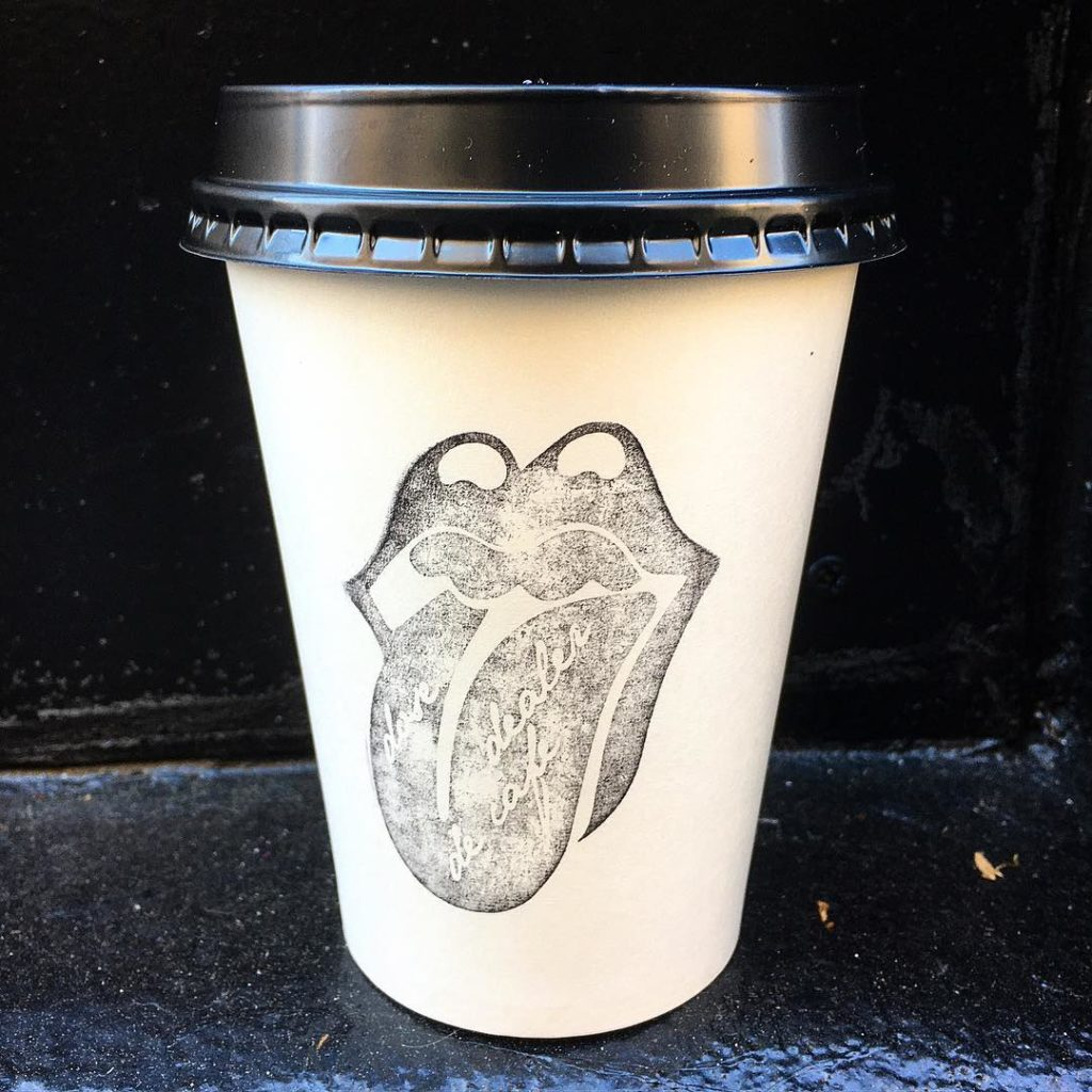 Custom Paper Cup for Coffee Shops