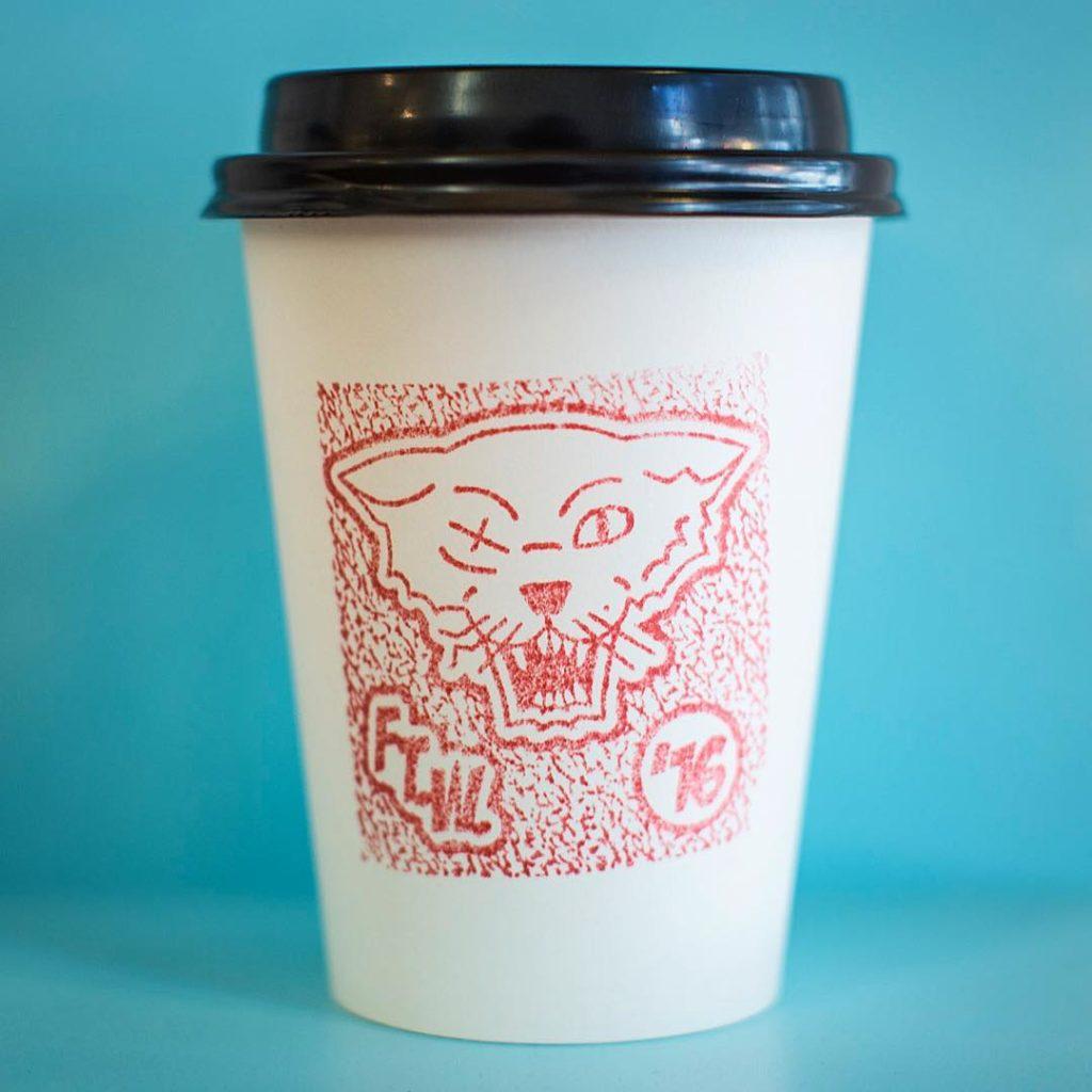 Logo Printed Paper Cup
