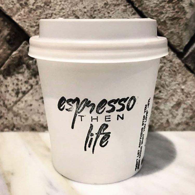 espressothenlife paper cup