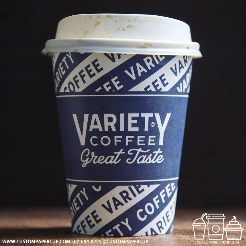 varietycoffee great taste cafe hot cup design